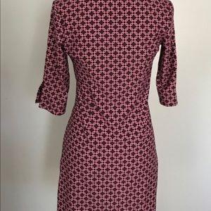 Beautiful shift dress! Perfect transition dress!